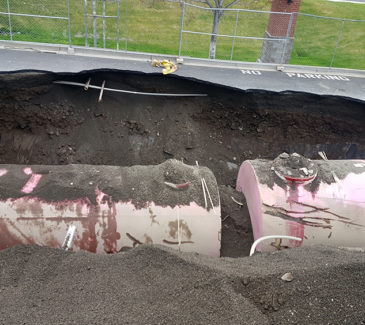 Lewiston Safeway Fuel Decommission - Old USTs
