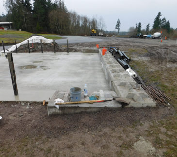 Kitsap County Fuel Upgrade - New AST Foundation