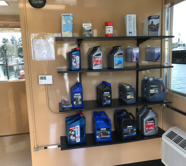 Swantown Marina Fuel Station - Office 4
