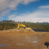 Holcim Landfill Capping - Environmental Layering