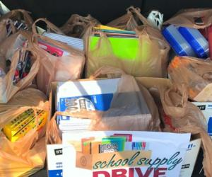 AEC aids local kids in school supply drive