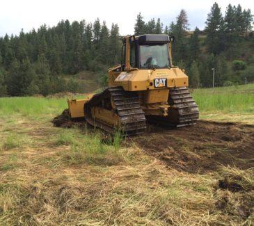 Pushing Some Dirt Around