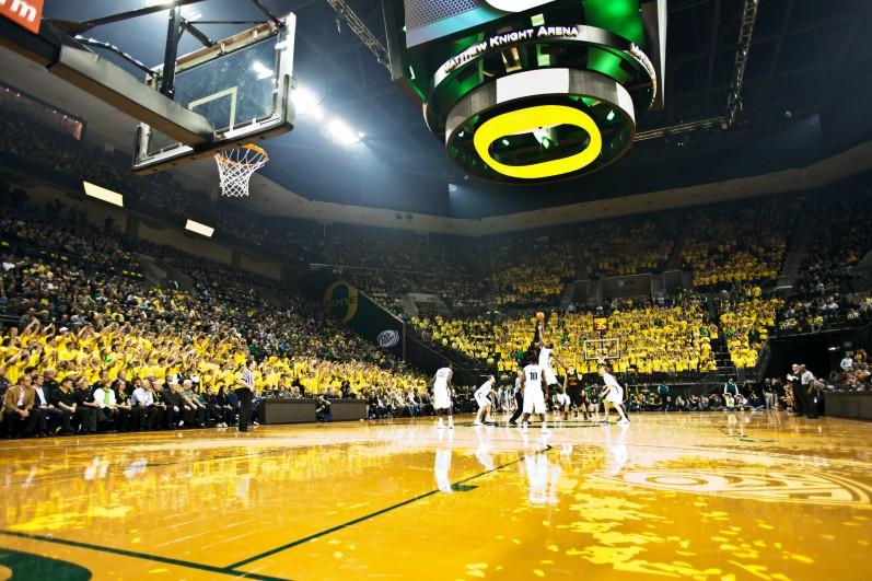 Matthew Knight Arena University Of Oregon
