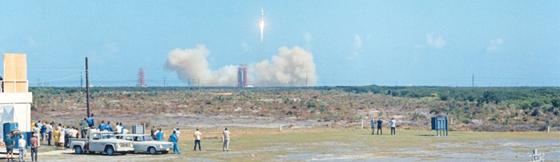 50 años del Apolo 7: primera misión tripulada del Programa Apolo