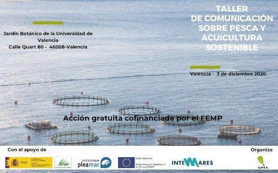 Taller de comunicación sobre pesca y acuicultura sostenible