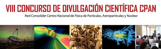 VIII Concurso de divulgación científica CPAN