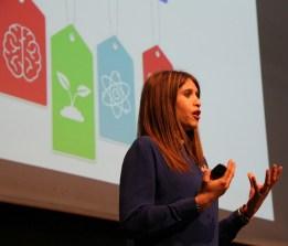 Soledad Gómez-Vilches hizo un diagnóstico de los museos de ciencia en las redes: falta visibilidad.