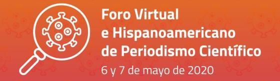 Registro abierto para el Foro Virtual e Hispanoamericano de Periodismo Científico