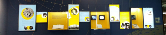 De Madrid a la Luna, la exposición sobre la participación española en el Programa Apolo