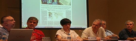 Así fue la Jornada Epidemiología para periodistas y comunicadores