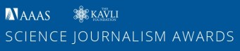 Kavli science jornalism awards