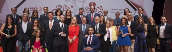 Premio Linea directa 2018 Jose Manuel Abad home