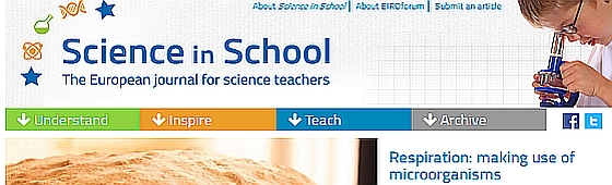 Science in school home