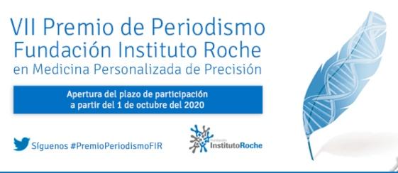 Convocatoria abierta al VII Premio de Periodismo en Medicina Personalizada de Precisión