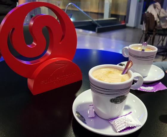 cafe con premio