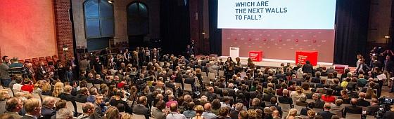 Becas para asistir a la Falling Walls Conference 2017 en Berlín