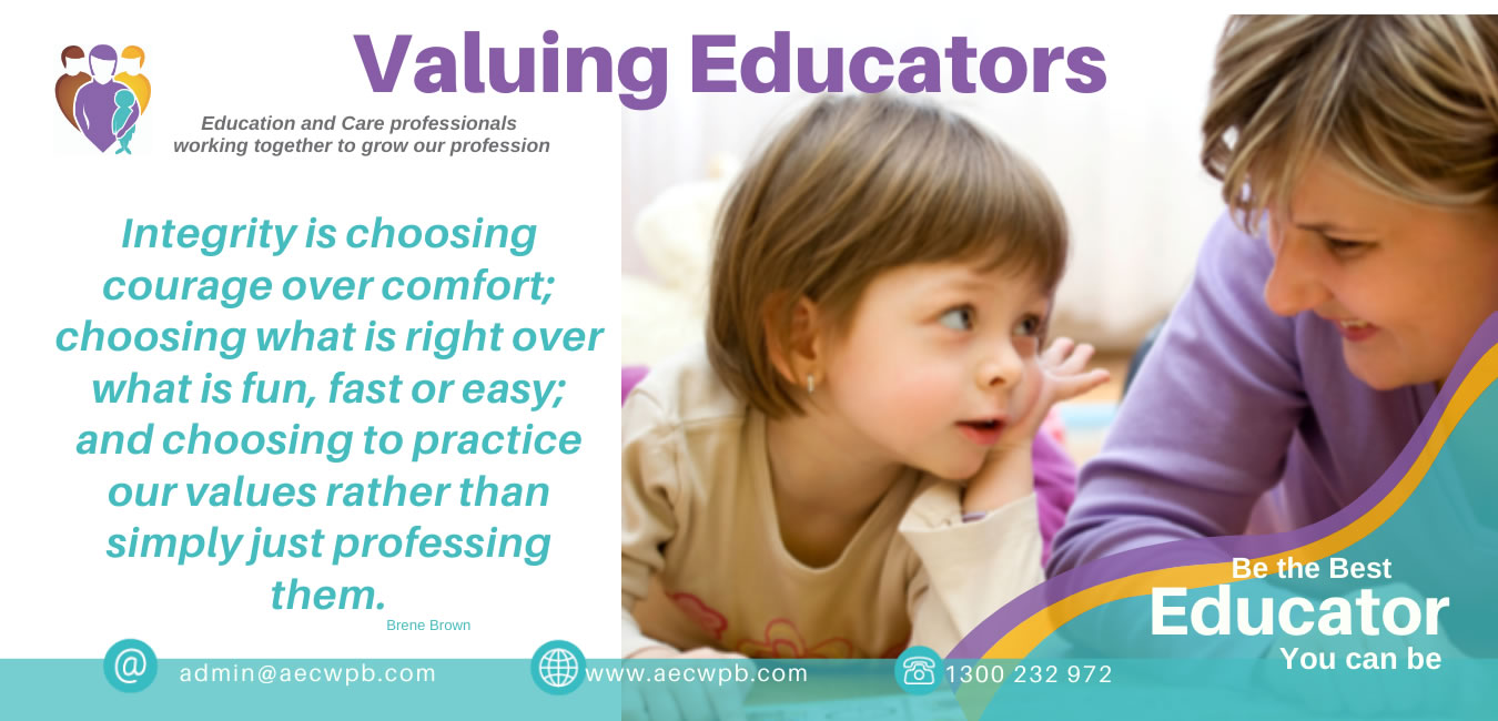 Valuing Educators