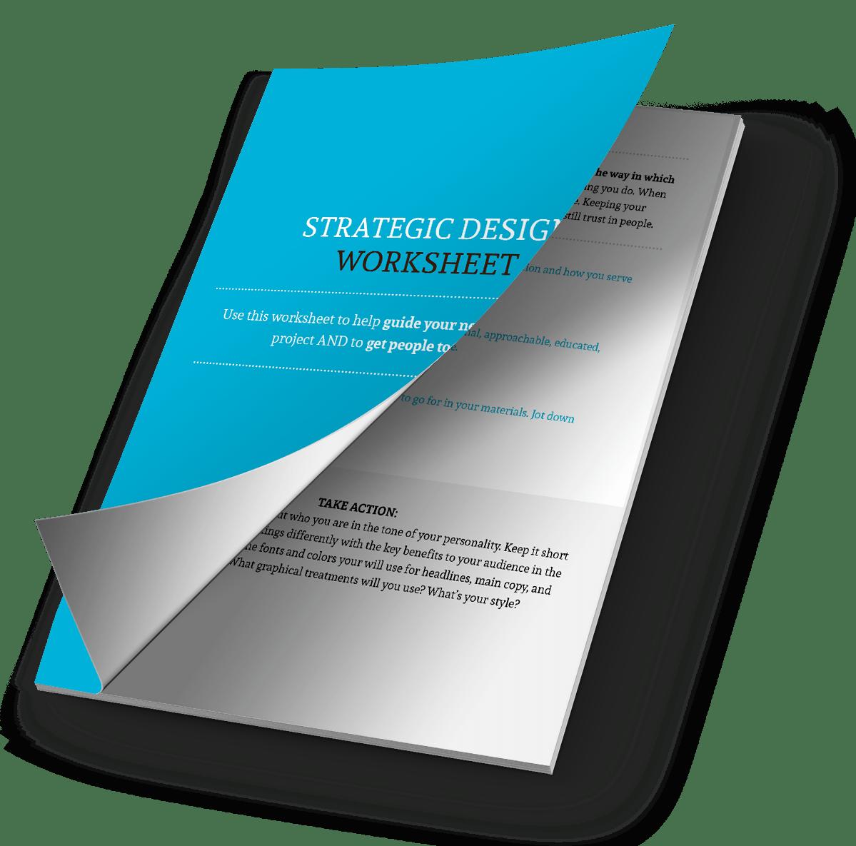 Strategic Design Worksheet