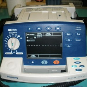 AED Health - Philips HeartStart XL