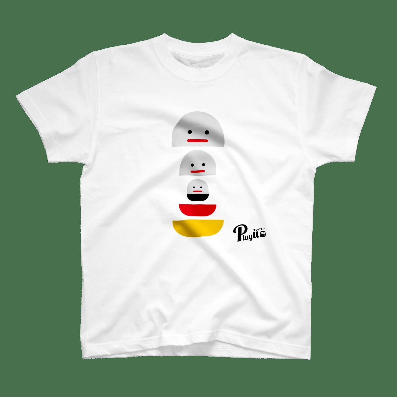 カプセルズ Tシャツ ホワイト