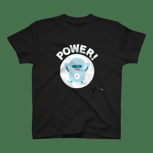 ロボティ パワー グラフィックTシャツ