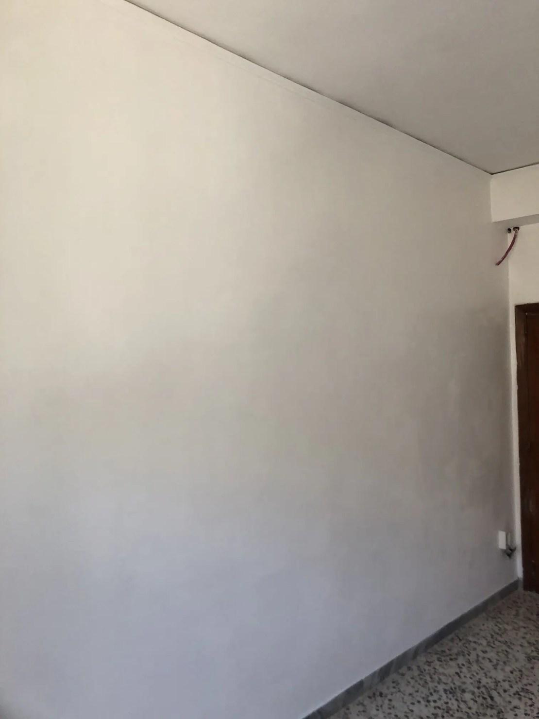 Tinteggiatura studio Dentistico a Salerno e parete e controsoffitto in cartongesso