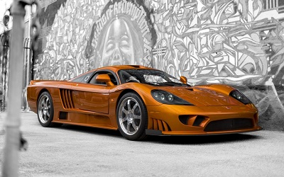 Saleen S7 Twin Turbo