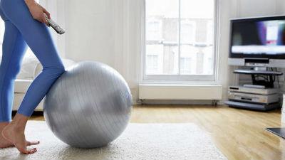 Tu rutina de ejercicios en casa