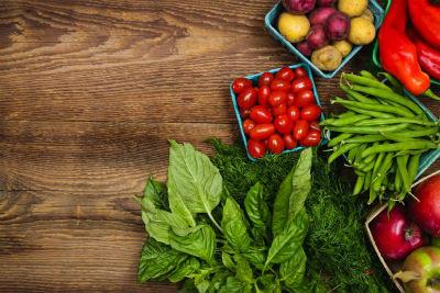 Llevar una alimentacion saludable