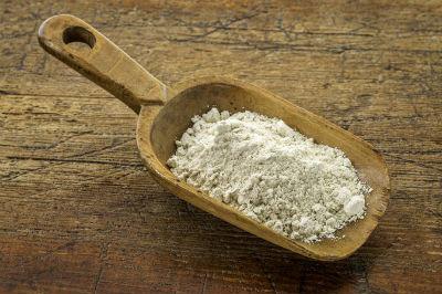 Harina de quinoa para hacer dulces saludables