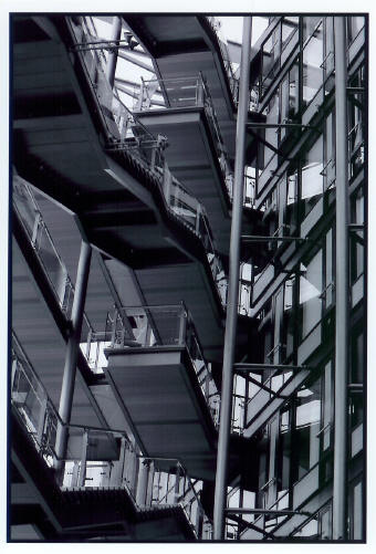Stairway Structures