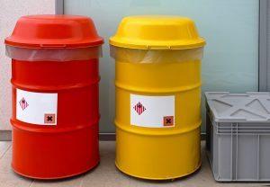 Make Sure Your HAZMAT Container is Empty
