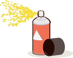 Ways to Deal with Aerosol Spray Cans