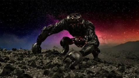 Robot 1.1 + landscape