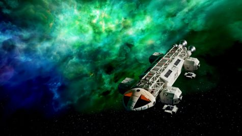 Space 1999 Eagle Transporter