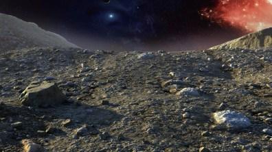 Strange Planet displacement experiment