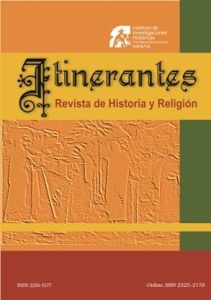 Revista Itinerantes (nº 8, 2018):  «Católicos en las calles. Ciudad y religión en la primera mitad del siglo XX (España, Argentina, Uruguay)