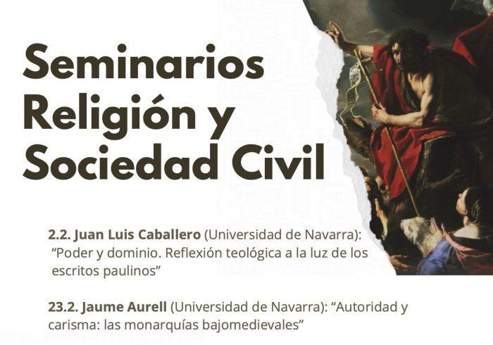 SEMINARIOS DEL Proyecto «Religión y sociedad civil» (UNAV)
