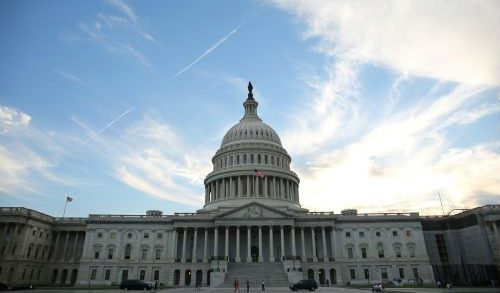 United States Capitol Building via Reuters