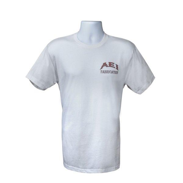 AEI Fabrication Shiner T-Shirt In White