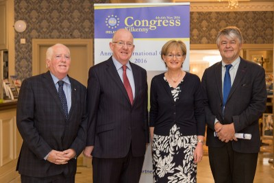 AEJ Annual International Congress Kilkenny 2016