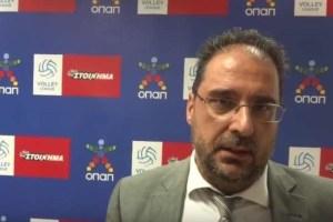 Αλεξίου: Στόχος η καθιέρωση της ΑΕΚ στα μεγάλα σαλόνια