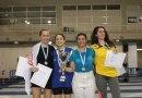 Ασημένιο μετάλλιο η Κλαίρη Μπένου