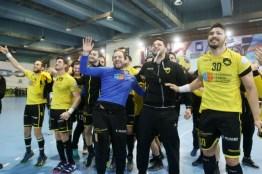 aek-ramhat-hashron-handball-team-omada-omadiki-panigirismoi