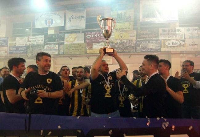 Στην Αθήνα ο προκριματικός του Futsal Champions League