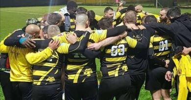 Φιλική ήττα για το Rugby League