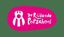 logo rijdende popschool