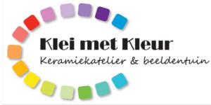 logo klei met kleur