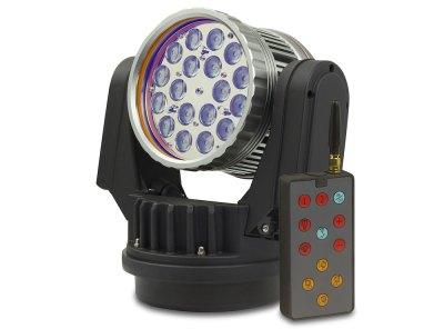 Remote Control LED Searchlight-40W
