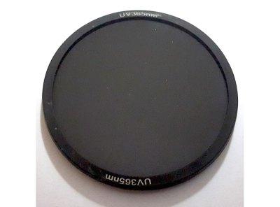 Xenide 356nm UV Filter